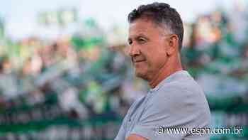 Técnico brasileiro de Copa do Mundo vai substituir Osorio no comando do Atlético Nacional - ESPN.com.br