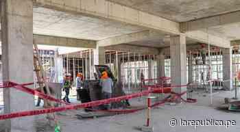 Piura: Construcción de Hospital Los Algarrobos lleva un 18% de avance| LRND - LaRepública.pe