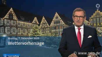 Bad Urach im Ersten: Der Marktplatz als Tagesschau-Kulisse - SWP