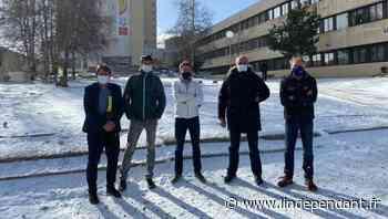 Un projet connecté au campus de Font-Romeu-Odeillo-Via - L'Indépendant