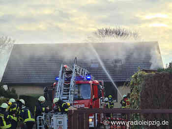 Wohnhausbrand in Brandis - Radio Leipzig