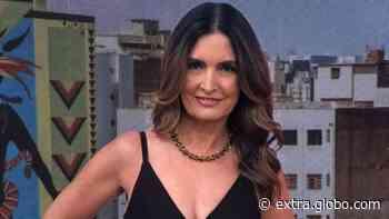 Fatima Bernardes deve voltar ao 'Encontro' em 2021 - Telinha - Extra Online - Extra