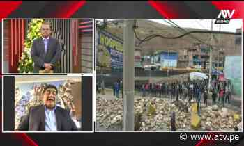 La Oroya: Trabajadores exigen adjudicación de Doe Run - ATV.pe