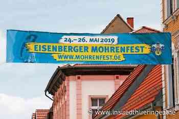 Weimar/Eisenberg: Der Mohr soll gehen - inSüdthüringen
