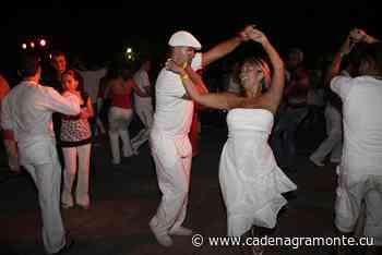 Bailadores de casino a evento online - Radio Cadena Agramonte