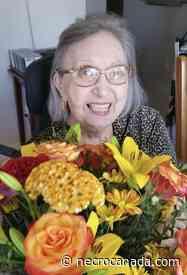 Marie Josette Andree Mignault La Fleche October 23 1936 November 5 2020 (age 84) - NecrologieCanada