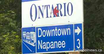 State of emergency reinstated for Greater Napanee due to pandemic - Globalnews.ca