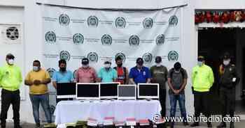 Capturan al gerente del Banco Agrario de Santa Rosa, Sur de Bolívar, por minería ilegal - Blu Radio