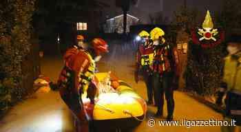 Esonda un torrente: sott'acqua Torri di Quartesolo, 20 persone portate in salvo - Il Gazzettino
