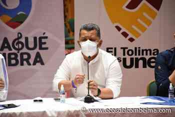 Gobernador del Tolima arremetió contra la alcaldesa encargada de Palocabildo - Ecos del Combeima