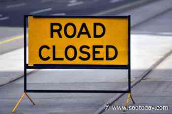 Culvert washout closes road north of Thessalon - SooToday.com