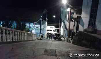 Fuertes explosiones se escucharon en Hacarí de la zona del Catatumbo - Caracol Radio
