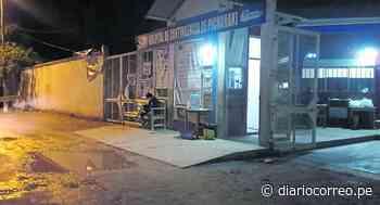 En Pichanaki, acuchillan a obrero para sustraer celular y en Perené quitan S/950 a anciano en puerta de su casa - Diario Correo