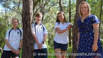 Blaxland High taking part in project to send wattle seeds into space - Blue Mountains Gazette