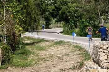 Entregan tramo vial clave para la producción agropecuaria en Chinú - LA RAZÓN.CO