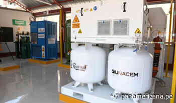 Tarma: inauguran nueva planta de oxígeno medicinal para atender a pacientes con Covid-19 | Panamericana TV - Panamericana Televisión
