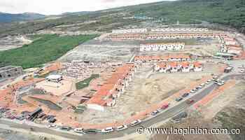 Las viviendas faltantes de Gramalote se entregarán en 2021 - La Opinión Cúcuta