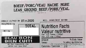 Ground meat from Saint-Jean-sur-Richelieu Super C recalled after shards of metal found - CTV News Montreal
