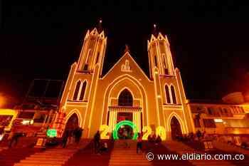 Santa Rosa de Cabal encendió el alumbrado navideño - El Diario de Otún