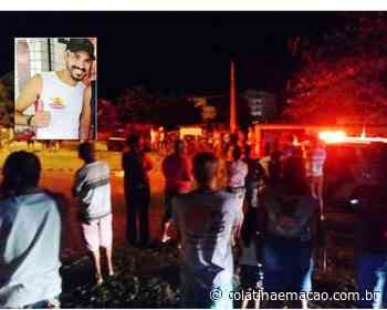 Pintor é morto a tiros em Baixo Guandu - Colatina em Ação