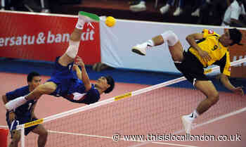 Sepak takraw - the upcoming sport of asia | This Is Local London - This is Local London