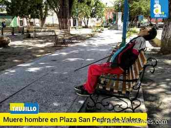 Muere hombre en la Plaza Sucre de la ciudad de Valera. - Diario de Los Andes