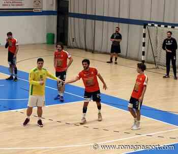 Arcom Mestrino vs Pallamano Romagna 24-24 (12-12) - romagnasport.com