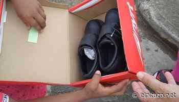 Portuguesa | Oficialismo entregó zapatos a quienes acudieron a votar en Ospino - El Pitazo