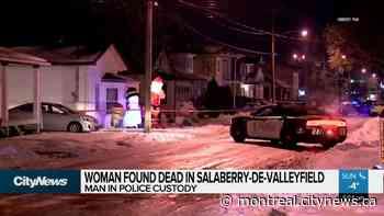 Woman found dead in Salaberry-de-Valleyfield - Video - CityNews Montreal