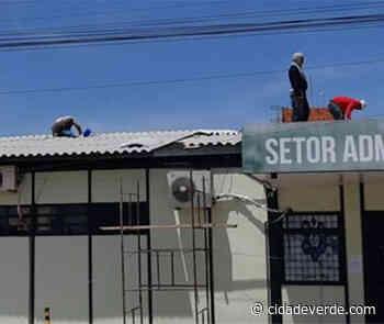 Sesapi começa reforma no Hospital Dirceu Arcoverde - Parnaiba - Cidadeverde.com