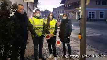 Feldkirchen-Westerham: Neuntklässler als Schülerlotsen im Einsatz - ovb-online.de