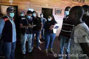 Defensor del Pueblo realiza recorrido en albergue de Gualaca - TVN Noticias
