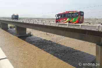 Lluvias en el ande incrementan caudal de ríos Chicama y Santa - Agencia Andina