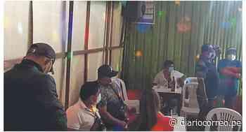 Multan a 38 personas en discotecas clandestinas en Aguas Verdes - Diario Correo