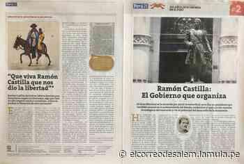 Post: ¡QUÉ VIVA RAMÓN CASTILLA…! - La Mula