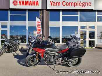 Yamaha TRACER 900 GT 2020 à 10990€ sur COMPIEGNE - Occasion - Motoplanete