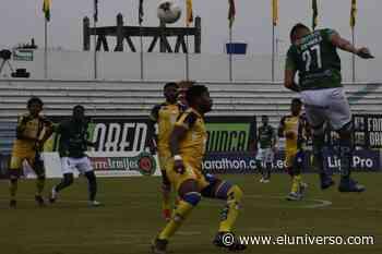 Orense y Delfín SC empataron a 1 en Machala por la Liga Pro - El Universo