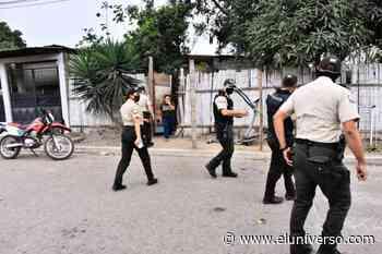Machala: Sujeto ingresó a vivienda y disparó contra tres personas, una falleció - El Universo