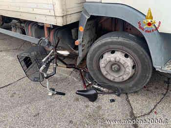 Donna ferita in incidente stradale ad Argelato - Modena 2000