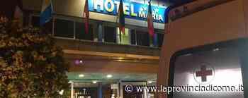 Cade dalla finestra dell'hotel Minuti di paura a Portichetto - La Provincia di Como