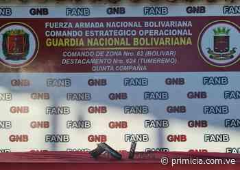 """Dgcim y GNB abaten a integrante de """"El Perú"""" en Guasipati - primicia.com.ve"""