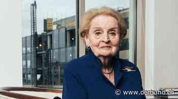 Interview mit Madeleine Albright – «Ich würde Putin anrufen und ihn konfrontieren» - Der Bund