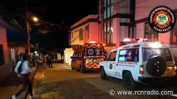 Al menos 18 militares resultaron heridos en un accidente de tránsito en Dagua, Valle - RCN Radio