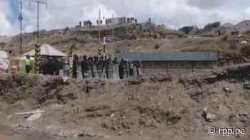 Cerro de Pasco: Persiste conflicto social en la comunidad Smelter con la minera Brocal - RPP Noticias