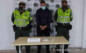 Capturan a un hombre en Bugalagrande con más de 460 gramos de éxtasis - El País