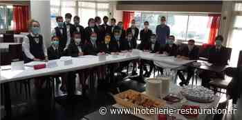 Le lycée Haute Vue de Morlaas reçoit la CNIEL pour sensibiliser les jeunes au monde de l'industrie laitière - L'Hôtellerie Restauration