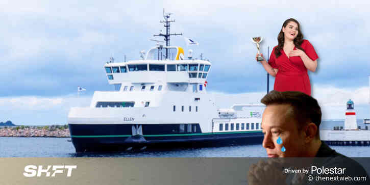 Ellen proves all-electric ferries are the future of marine transport