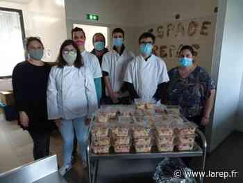 Des repas préparés pour les sans-abri - La République du Centre