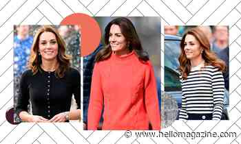8 cashmere jumpers Kate Middleton would definitely wear this winter