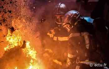 Essonne. À Brunoy, une grande demeure qui devait être vendue aux enchères ravagée par un incendie - Actu Essonne